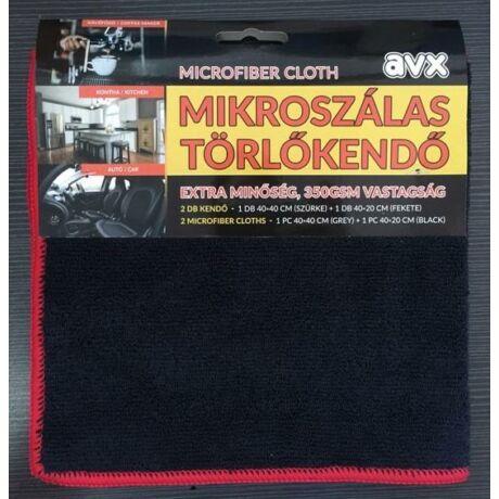 AVX PRO 40*40+40*20cm-es törlőkendő szett-F/SZ