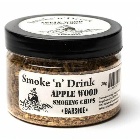 Füstölő fa füst pisztolyba Apple Wood 30 gr