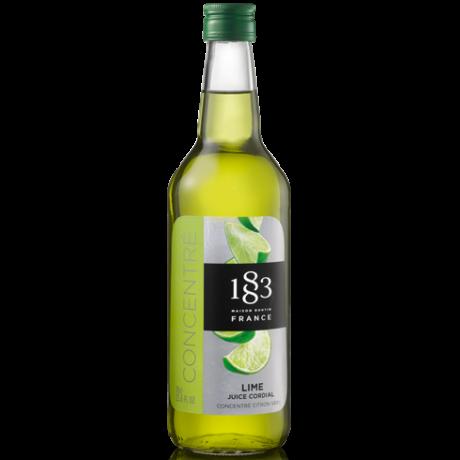 1883 Cordial lime juice 0,7L