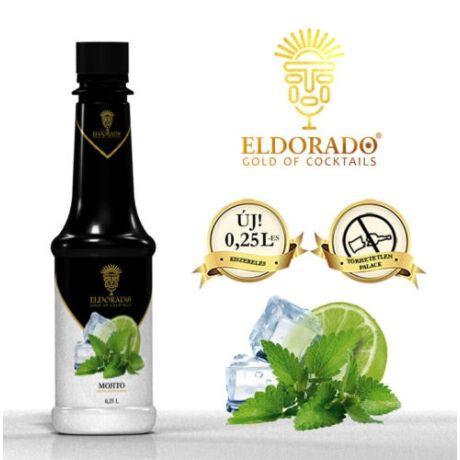 Kis Üveges Eldorado mojito szirup 0,25