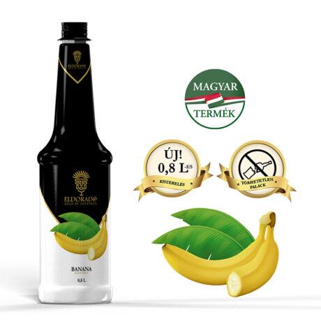Eldorado Banán szirup 0.8 L