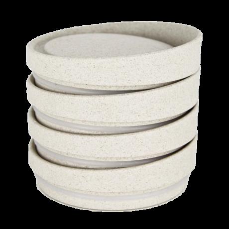 HuskeeCup pohár tető NATURAL