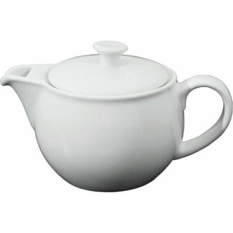 Porcelán Teáskanna fedővel 0,35 L
