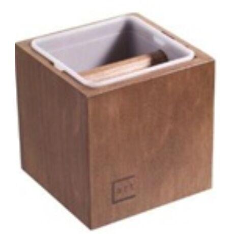 Knock box Classic - Barna