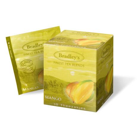 Bradley's Mangó Tea 10db/doboz