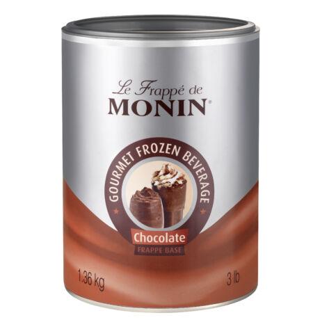 Monin Csokoládé Frappé por (Chocolate) 1,36Kg