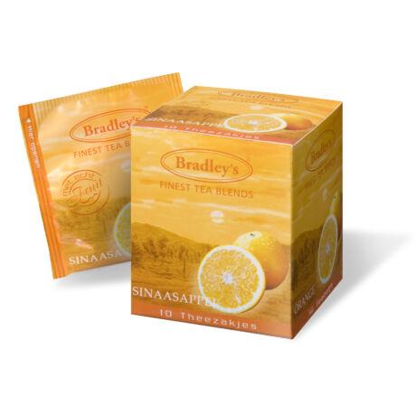 Bradley's Narancs Tea (Orange,Ginger) 10db/doboz