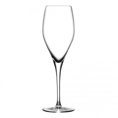 Vintage Talpas pezsgős kristálypohár - 355 ml (Nude Glas)