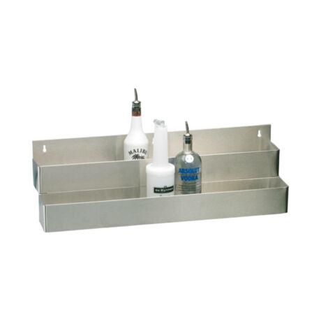 Dupla speed rack - italtartó bárpultba 2x12 üveghez - 107cm