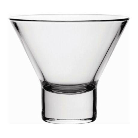 Serie V martinis pohár 255ml