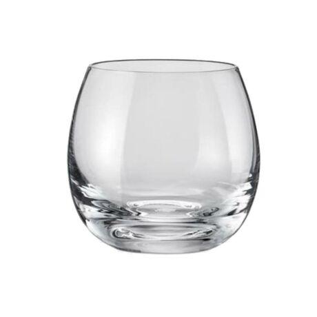 Előételes gömb kristály pohár - 140ml