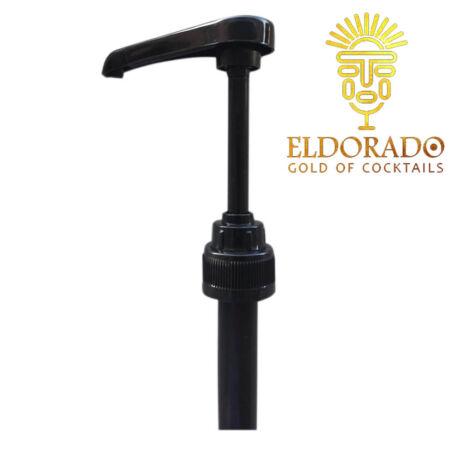 1db eldorado koktél és kávészirup pumpa