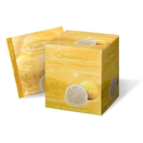 Bradley's Citrom Tea (Lemon) 10db/doboz