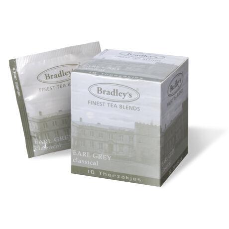 Bradley's Klasszikus Earl Grey Tea 10db/doboz