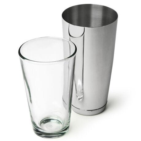 Boston koktél shaker + keverőpohár