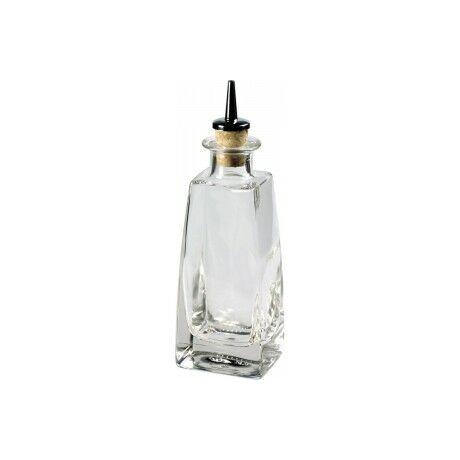 Bitter üveg kiöntődugóval