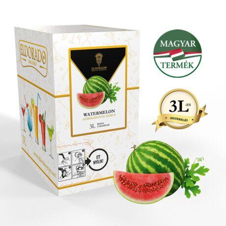 Bag in Box Eldorado görögdinnye szirup 3 liter
