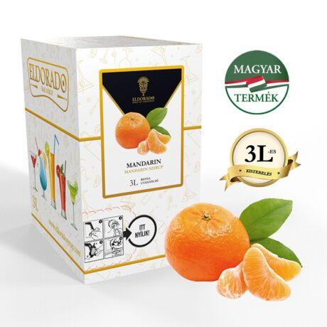 Bag in Box Eldorado mandarin szirup 3 liter