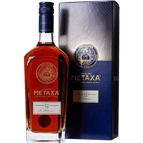 Metaxa 12* Brandy - 0,7L (40%) dd.