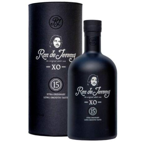 Ron de Jeremy XO 15 éves rum - 0,7L (40%) díszdobozban