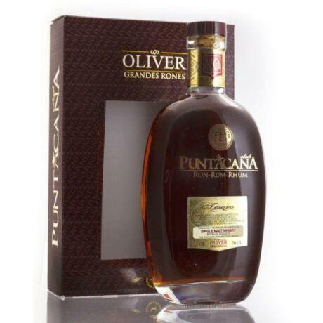 Puntacana Tesoro rum pdd. - 0,7L (38%)