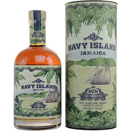 Navy Island XO Reserve - 0,7L (40%) díszdobozban