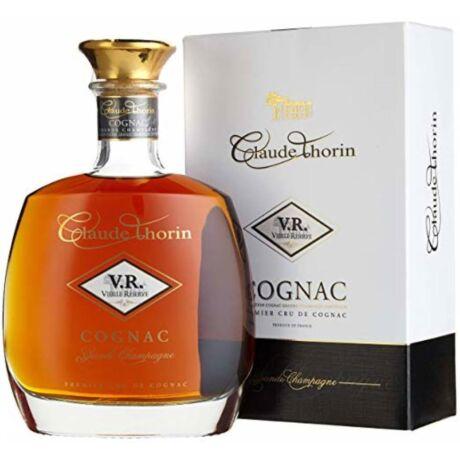 Claude Thorin VR Cognac Grande Champagne 0,7l 40% pdd.