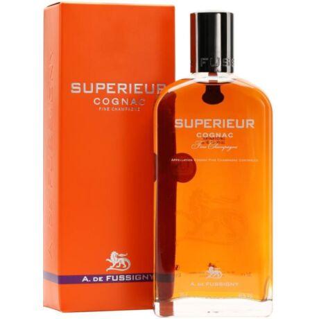 A. de Fussigny Superieur Cognac 0,7L 40% pdd.