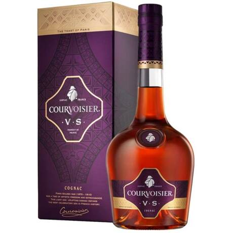 Courvoisier VS Cognac - 0,7L (40%) pdd.