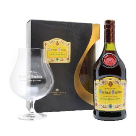 Cardenal Mendoza 40% 0,7L pdd. + pohár
