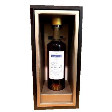 Martell 1972 Millésimes Cognac - 0,7L (43%) fa dd.