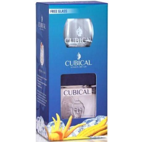Botanic Premium Gin dd. 0,7L 40% + pohár