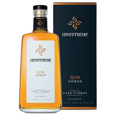 Inverroche Amber Gin - 0,7L (43%)