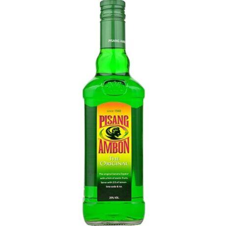 Pisang Ambon likőr 0,7 L
