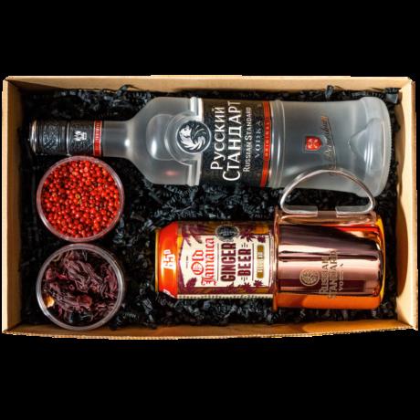 Russian Mule csomag fűszerekkel ajándék bögrével