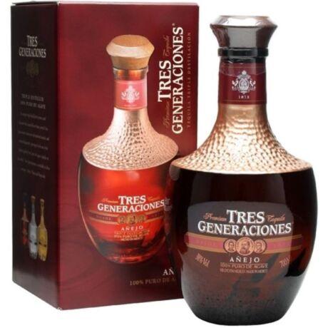 Sauza Tres Generaciones Anejo Tequila 0,7L 40% pdd.