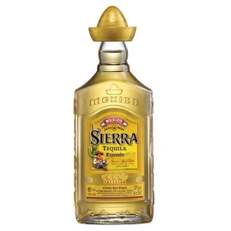 Sierra Tequila Gold mini 0,04L 38%