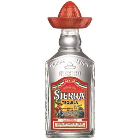 Sierra Tequila Silver mini 0,04L 38%