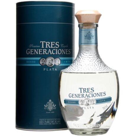 Sauza Tres Generaciones Blanco Tequila pdd. 0,7L 38%