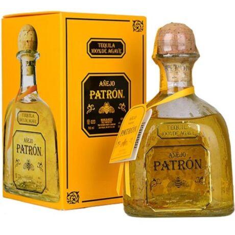 Patron Anejo Tequila pdd. 0,7l 40%