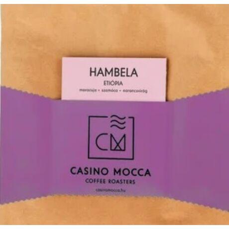 Casino Mocca - Hambela Etiópia szemes kávé filternek, 200 gr
