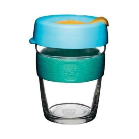 KeepCup Brew Café üveg pohár kávés termosz BREEZE - 360 ml