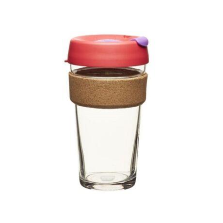 KeepCup brew to go Sumac parafa/üveg pohár - 480 ml
