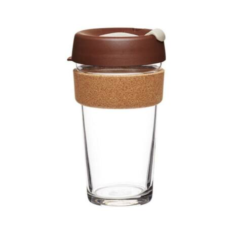 KeepCup caferange to go parafa/üveg pohár almond - 360 ml