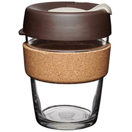 KeepCup caferange to go parafa/üveg pohár almond - 360 ml