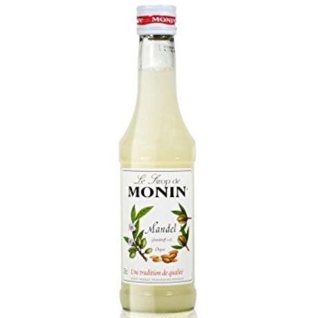 Monin Mandula szirup (Almond) 0,25L