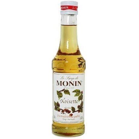 Monin Mogyoró szirup (Hazelnut) 0,25L