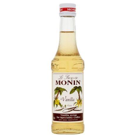 Monin Vanília szirup (Vanilla) 0,25L