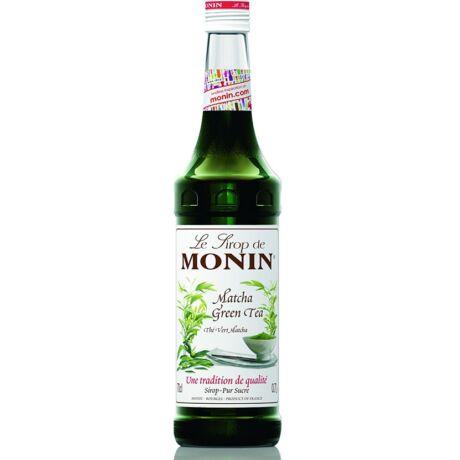 Monin Matcha zöld tea szirup (Matcha green tea) 0,7