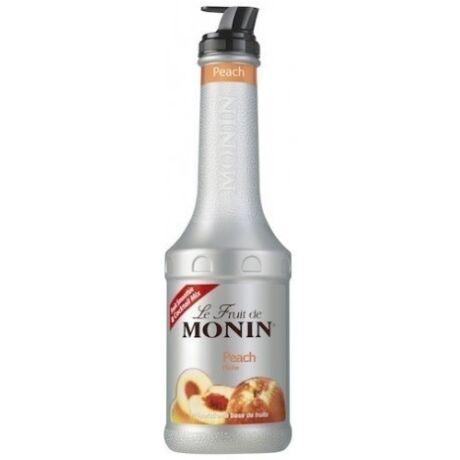 Monin Őszibarack püré (Peach) 1L